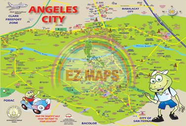 angeles-city-map